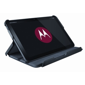 Photo of Motorola XOOM Portfolio Case - Black Accessory