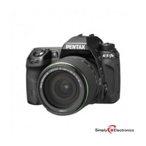 Photo of Pentax K-5 With 18-135MM Lens Digital Camera