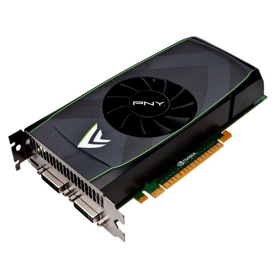 PNY NVIDIA GeForce GTS 450 PCI-E Graphics Card - 1GB