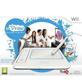 Nintendo uDraw Game Tablet with uDraw Studio Reviews