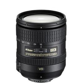 Nikon AF-S DX NIKKOR 16-85mm f/3.5-5.6G ED VR Reviews