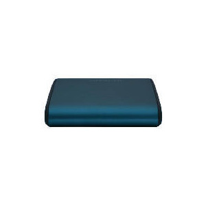 Photo of Hitachi 500GB Portable Hard Drive - Blue Dusk External Hard Drive