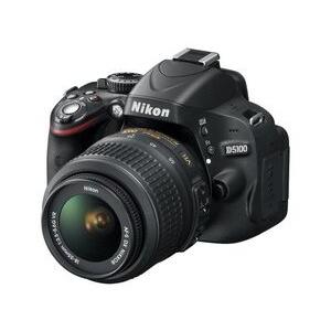 Photo of Nikon D5100 With 18-55MM Lens Digital Camera
