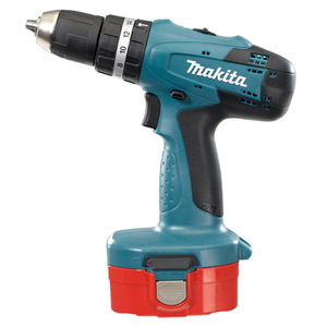 Photo of Makita 18V Cordless Hammer Drill Power Tool