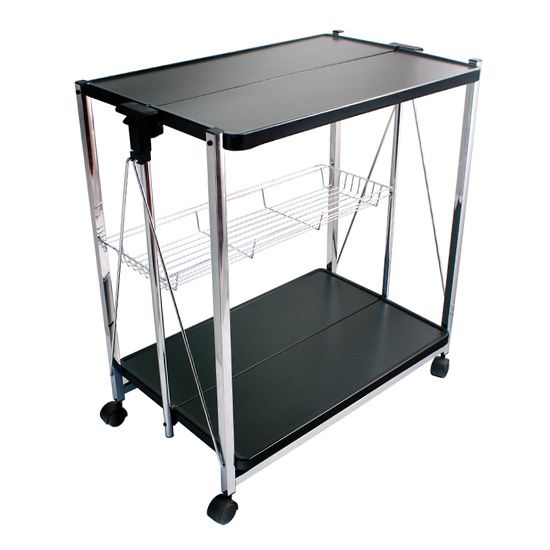 Antony Worrall Thompson Windsor Folding Barbecue Trolley