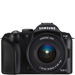 Samsung NX11 with 18-55mm and 20mm lenses Reviews