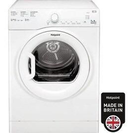 Hotpoint TVFS73BGP9 7kg Freestanding Vented Tumble Dryer Reviews