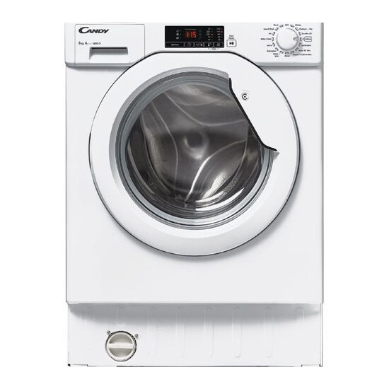 Candy CBWM816D-80 Integrated 1600 Spin Washing Machine