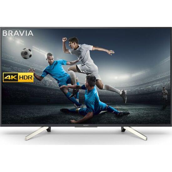 Sony KD49XF7596BU 49 Smart 4K Ultra HD HDR LED TV