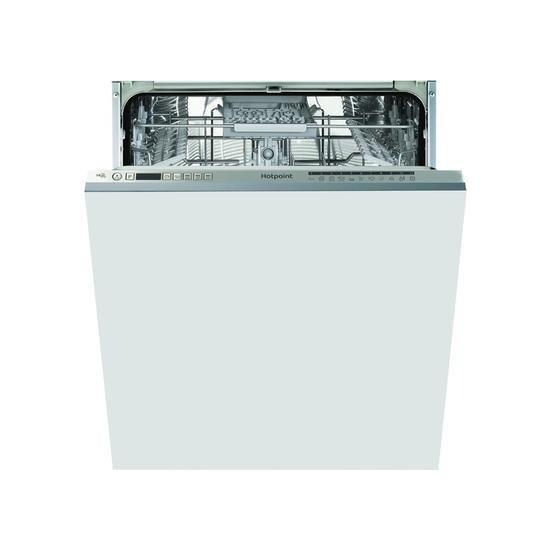 Hotpoint HIO 3C22 WS C UK Full-size Fully Integrated Dishwasher
