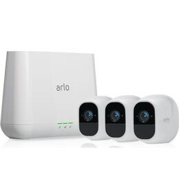 ARLO Pro 2 1080p Full HD Wireless Security System - 3 Cameras Reviews