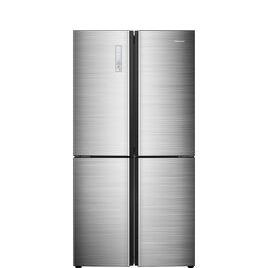 Hisense RQ689N4BI1 Fridge Freezer - Stainless Steel Reviews