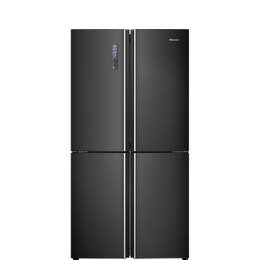 Hisense RQ689N4BF1 Fridge Freezer - Black Stainless Steel Reviews