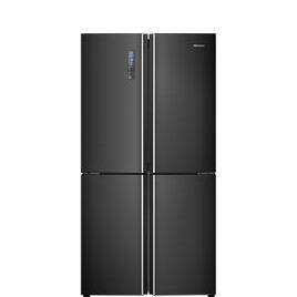 Hisense RQ689N4BF1 Fridge Freezer - Black Stainless Steel Reviews