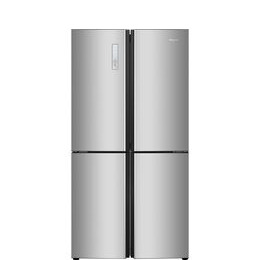 Hisense RQ689N4BD1 Fridge Freezer - Silver Reviews