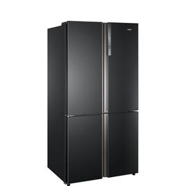 Haier Cube HTF-610DSN7 Fridge Freezer - Black Reviews