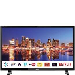 Sharp LC-40FG3021KF 40 Inch Full HD 1080p Smart D-LED TV Reviews
