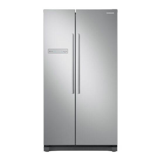 Samsung RS54N3103SA/EU American-Style Fridge Freezer - Metal Graphite