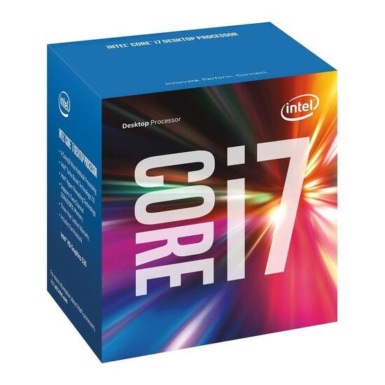 Intel Core i7-7700 Processor