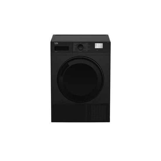 Beko DTGC8000B 8kg Freestanding Condenser Tumble Dryer