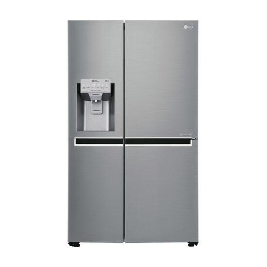 LG GSL960PZBV American-Style Smart Fridge Freezer - Steel