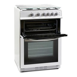 MONTPELLIER MDG600LW 60 cm Gas Cooker - White Reviews
