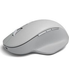 Microsoft FTW-00002 Surface Precision Wireless Mouse - Grey Reviews