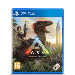 PS4 ARK: Survival Evolved Reviews