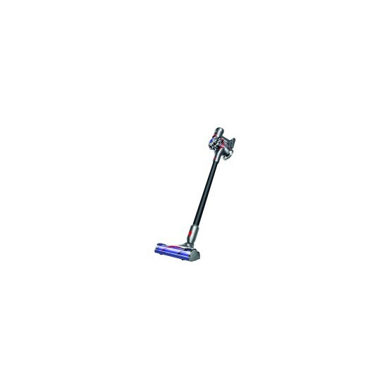 Dyson V7-MOTORHEAD-PRO Cordless Vacuum Cleaner in Black and Chrome