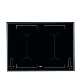 AEG IKE74451FB Black glass 4 zone induction hob Reviews