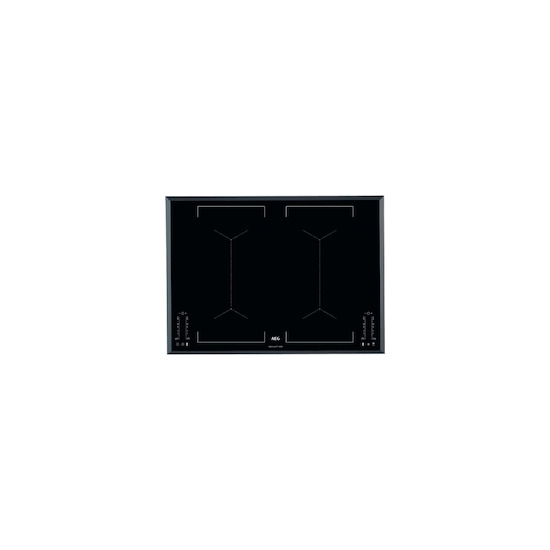 AEG IKE74451FB Black glass 4 zone induction hob