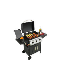 Landmann 3 burner gas bbq with side burner Reviews