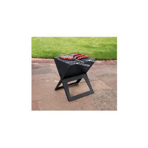 Photo of Notebook Charcoal BBQ With Carry Bag BBQ