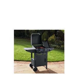Tesco 2 burner with side burner & cabinet Reviews