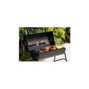 Photo of Tesco Barrel Charcoal BBQ BBQ
