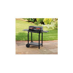 Photo of Tesco Rectangular Charcoal BBQ BBQ