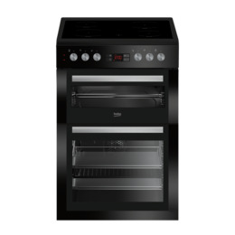 Beko XDC663SM 60 cm Electric Cooker - Silver Reviews