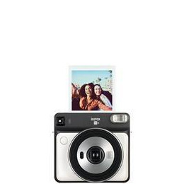 Fujifilm Instax Square SQ6 Instant Camera - Pearl White Reviews