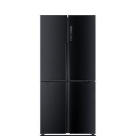 Haier HTF-456DN6 Fridge Freezer - Black Reviews