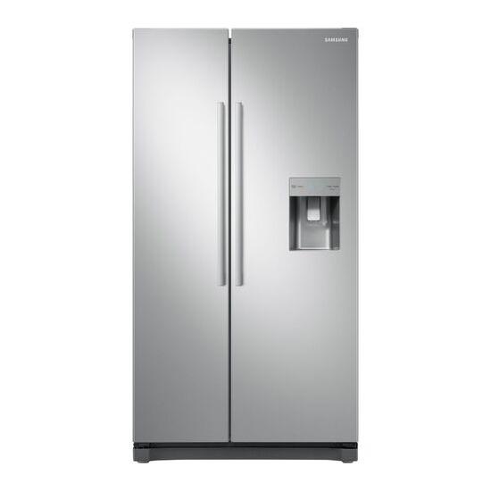 Samsung RS52N3313SA/EU American-Style Fridge Freezer - Graphite