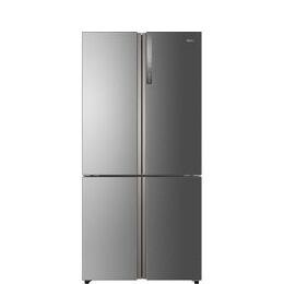 Cube HTF-610DM7 Fridge Freezer - Silver Reviews