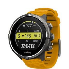 SUUNTO Spartan Sport Wrist HR - Baro Amber Reviews