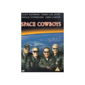 Photo of Space Cowboys DVD Video DVDs HD DVDs and Blu Ray Disc