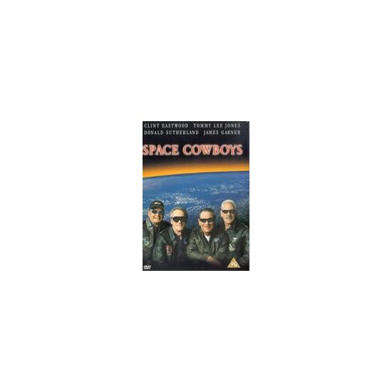 Space Cowboys DVD Video