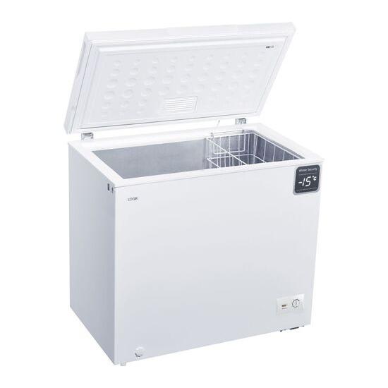 LOGIK L200CFW18 Chest Freezer White