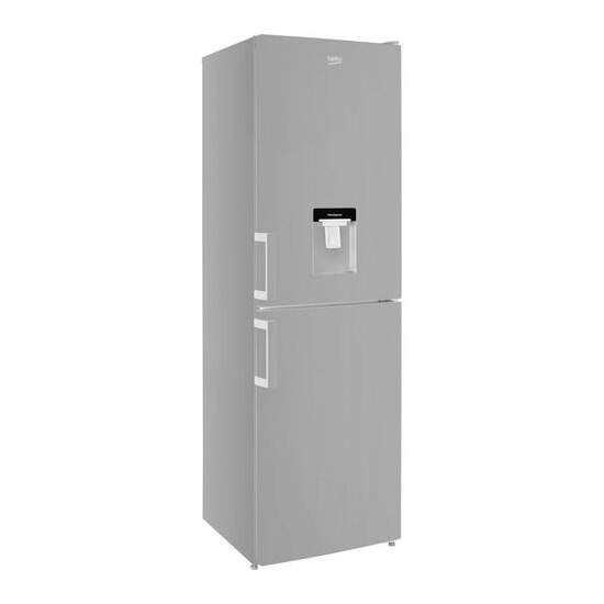 Beko CXFP1582D1S 50/50 Fridge Freezer - Silver