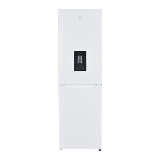 LOGIK LFFD55W18 50/50 Fridge Freezer - White