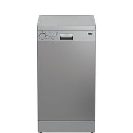 Beko DFS05X11X Slimline Dishwasher - Stainless Steel Reviews