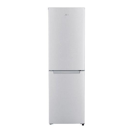 LOGIK LFF55S18 50/50 Fridge Freezer - Silver