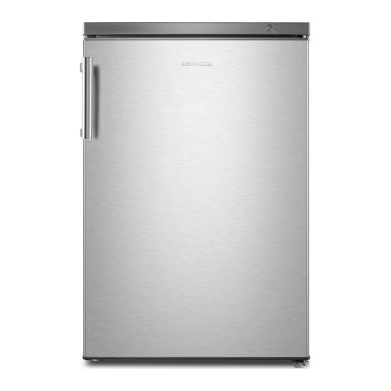 Kenwood KUF55X18 Undercounter Freezer Silver Inox